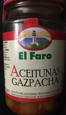 Aceitunas gazpachadas - Product