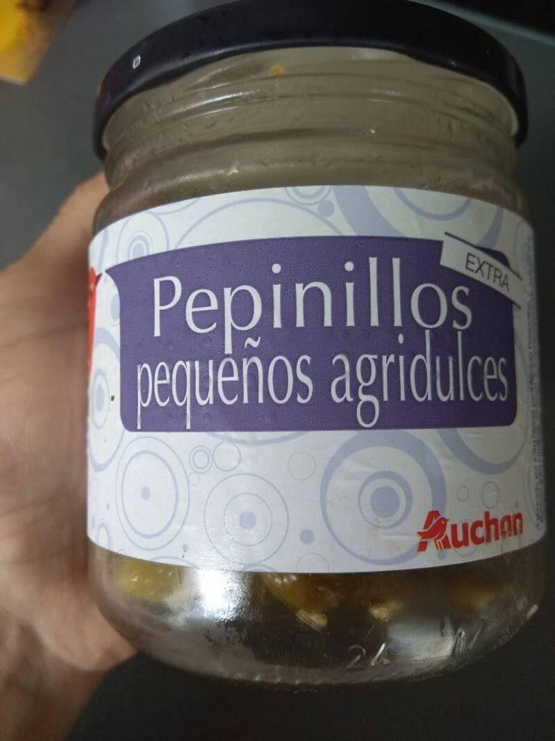 Pepinillos pequeños agridulces - Product - es