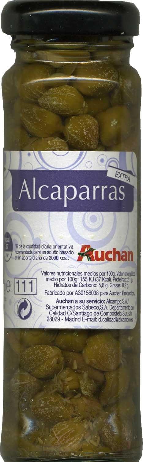 """Alcaparras """"Auchan"""" - Product - es"""