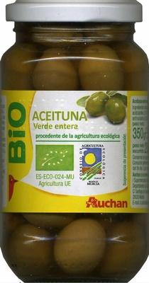 Aceituna verde entera - Product