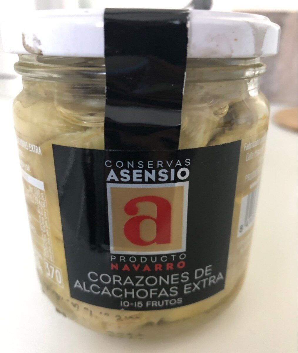 Corazones de alcachofas extra - Produit - es