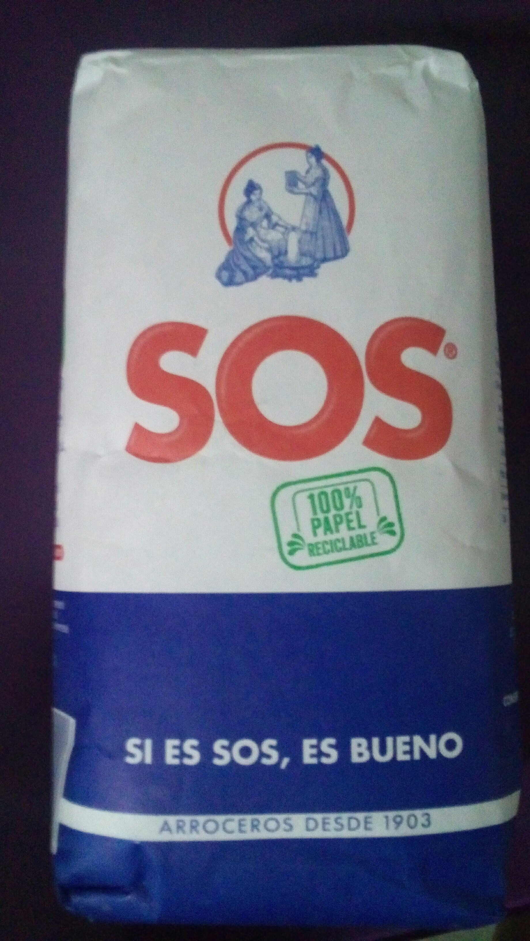 arroz SOS - Product - es
