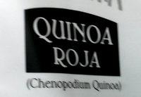 Quinoa Roja - Ingredientes - es