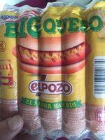 Salchichas Big queso - Producto - es