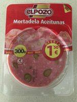 Mortadelle avec olives - Product - es