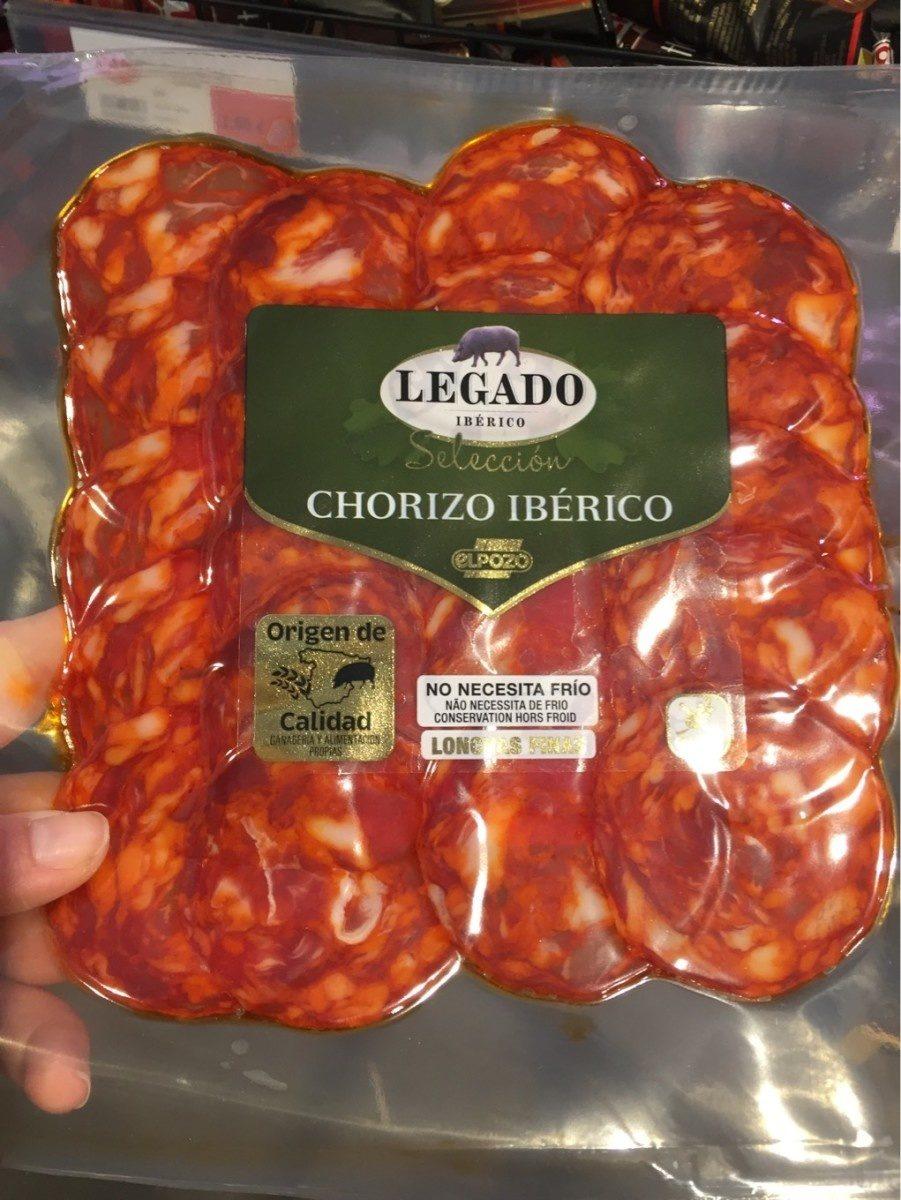 Chorizo Ibérico Legado - Producte - fr
