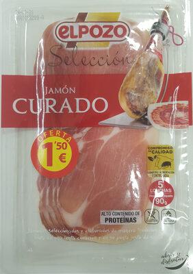 Selección jamón curado lonchas finas sin gluten sin lactosa - Producto - es