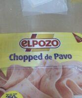Chopped de Pavo - Product - es