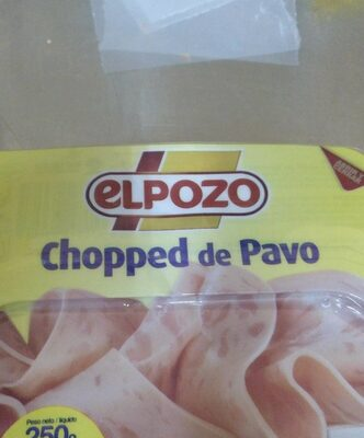 Chopped de Pavo - Product