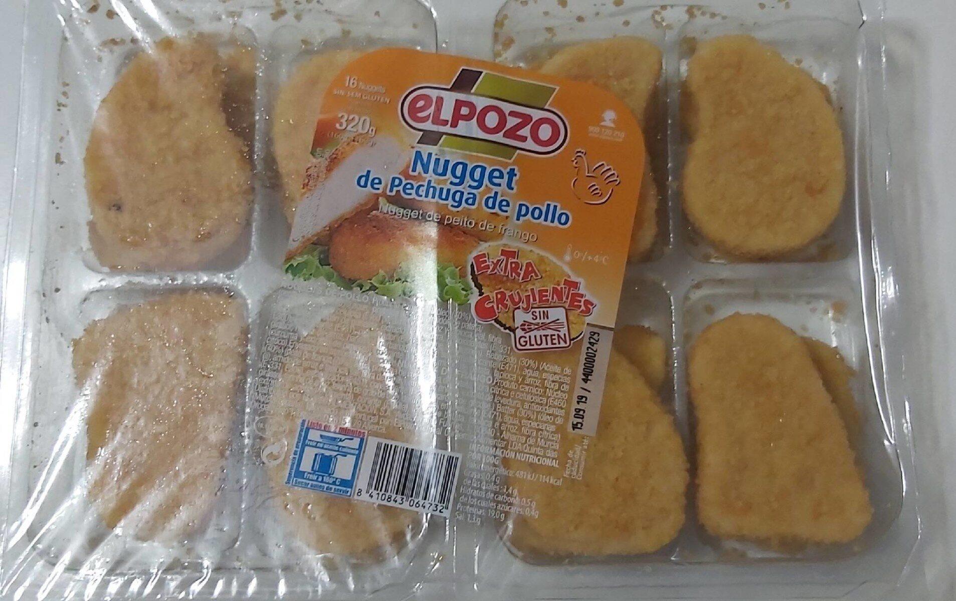 Nugget de pechuga de pollo - Producto - es