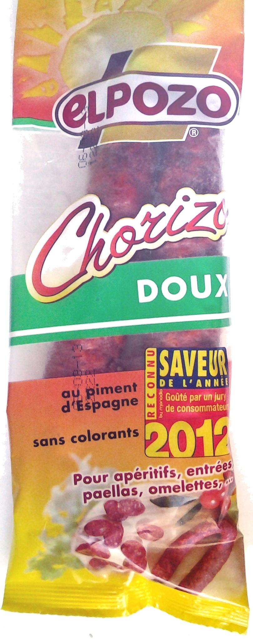 Chorizo Doux - Product