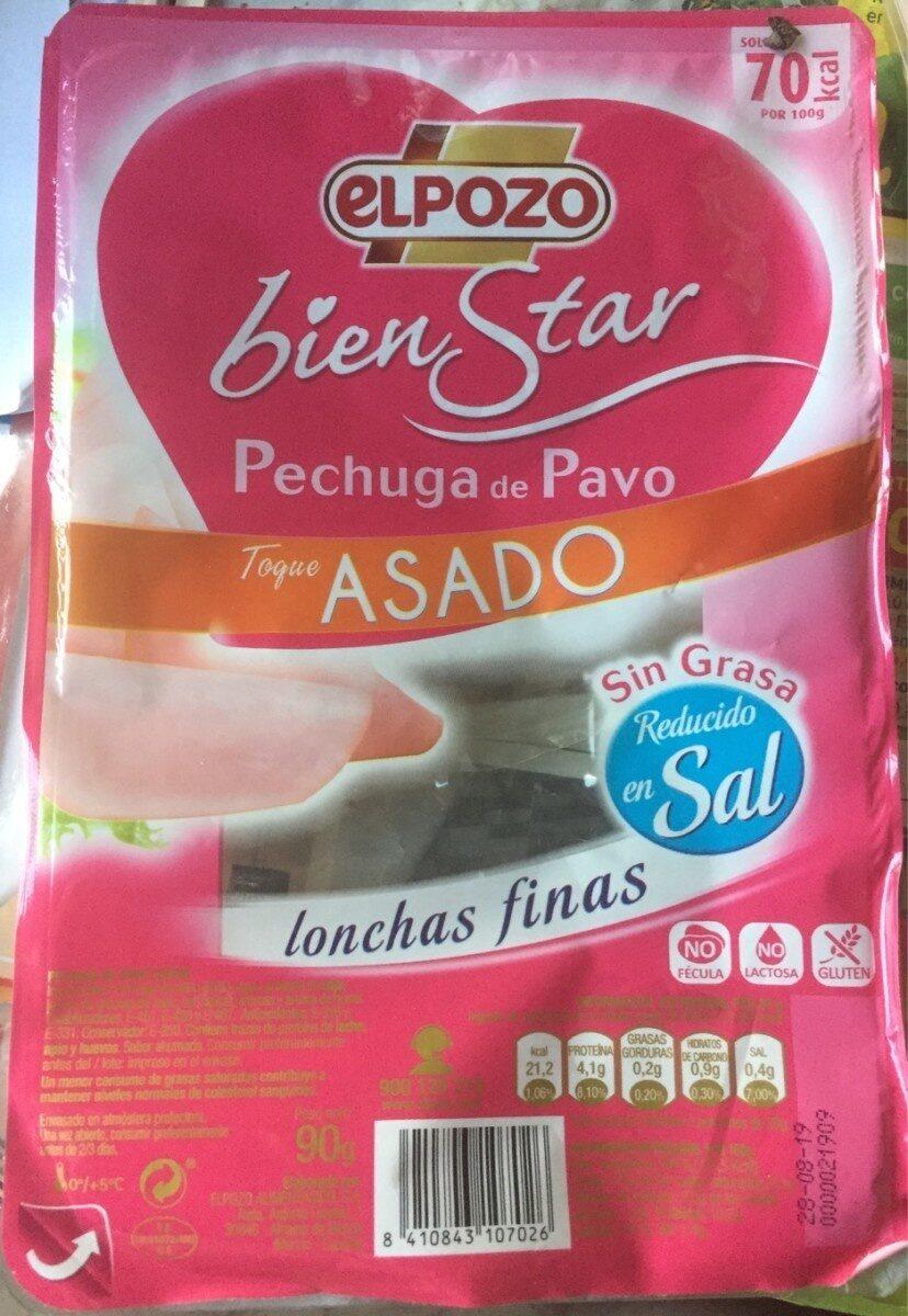 Pechugas de Pavo - bien Star - Producto - en