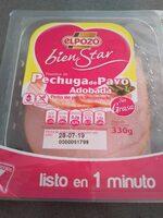 Bien Star pechuga de pavo adobada - Product