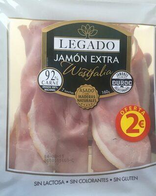 Jamón extra Westfalia - Producto