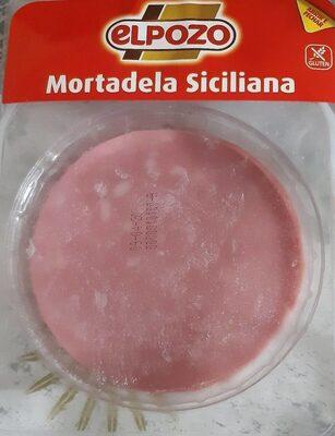 Mortadela siciliana - Producto - es