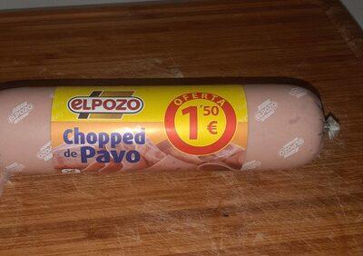 Chopped de pavo - Producto - es