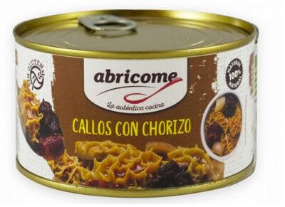 Callos con Chorizo - Product