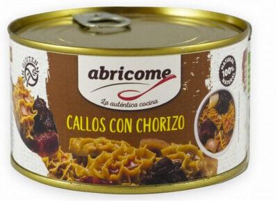 Callos con Chorizo abricome - Producto - es