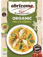 Paella de Verduras Bio - Producto - es