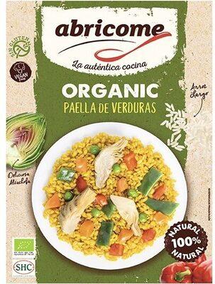 Paella de Verduras Bio - Produit