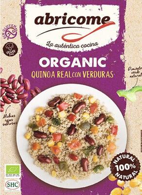 Quinoa Real con verduras - Produit - es