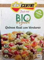 Quinoa Real con Verduras - Producto