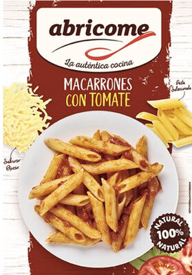 Macarrones con tomate - Ingredients - es