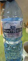 Agua mineral natural - Produit