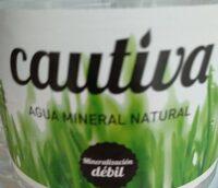Cautiva - Product - fr