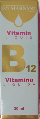 Vitamine B12 - Product