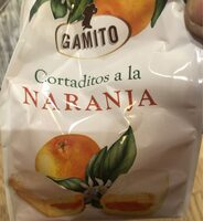 Cortadatos Naranja - Producto