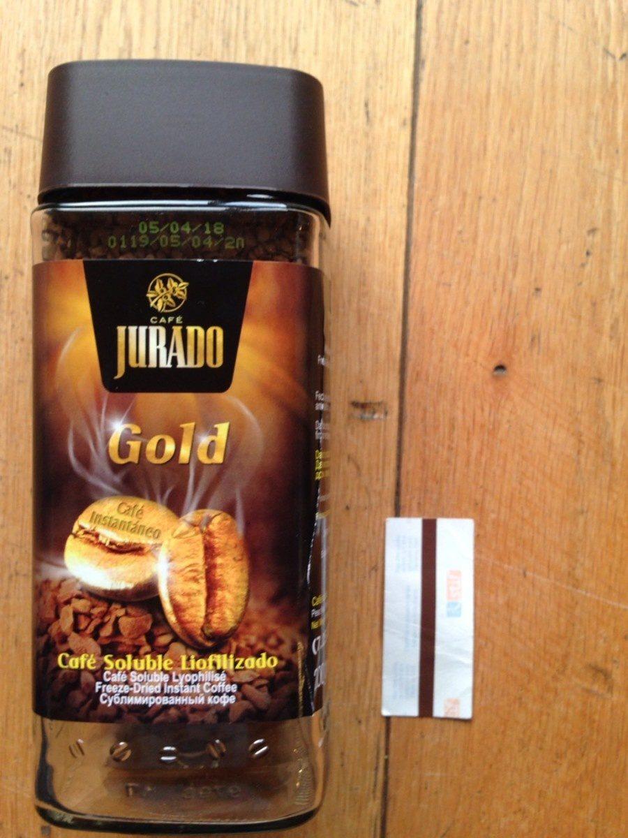 Café JURADO - Product - fr