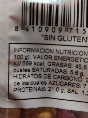 Pistachos tostados - Ingredientes - es