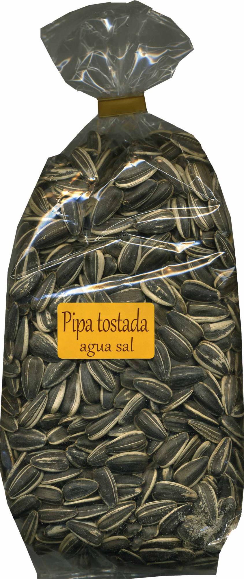 Semillas de girasol con cáscara tostadas aguasal - Producte - es