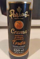 Crema balsámica de vinagre.aroma trufa - Product - es
