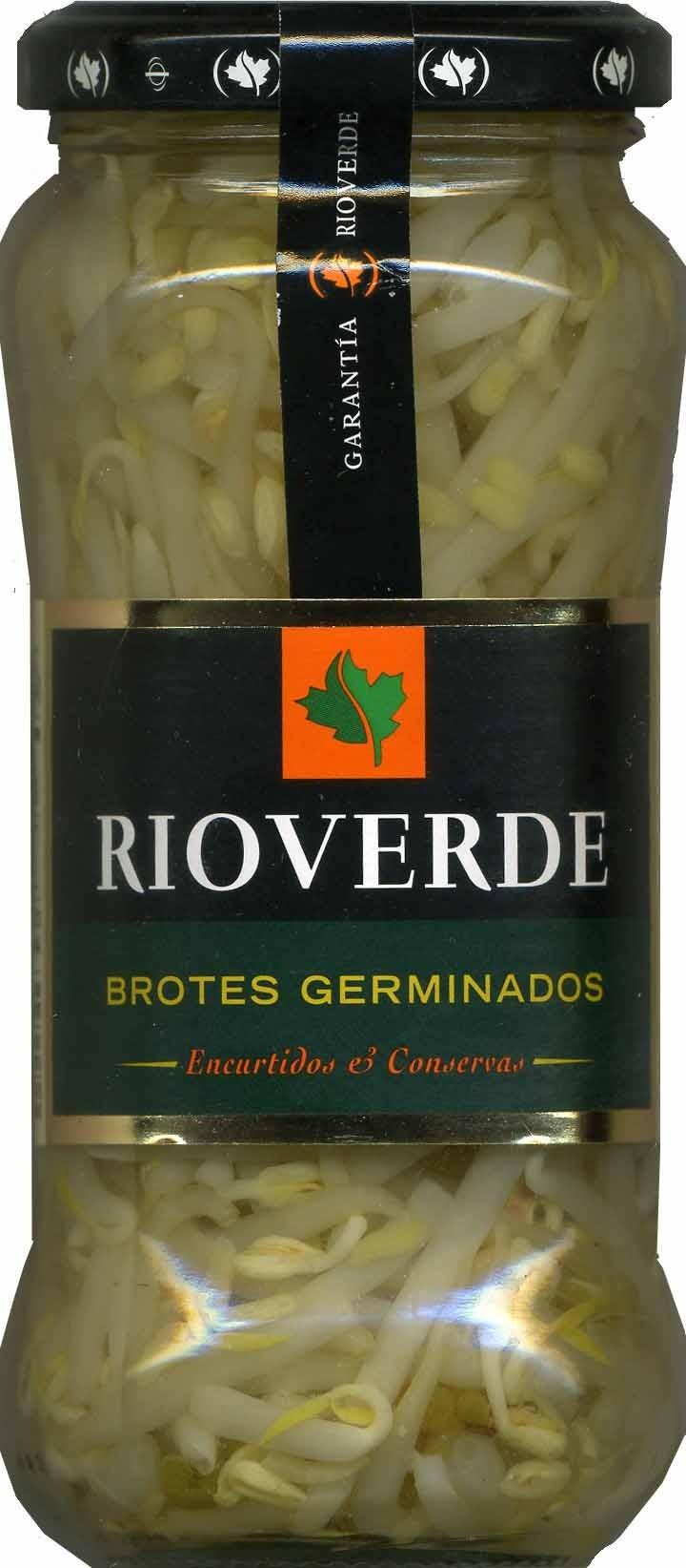 Brotes germinados - Produit - es