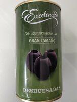 Aceitunas negras deshuesada - Produit - es