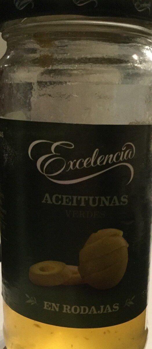 Olives vertes - Produit - es