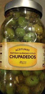 Aceitunas chupadedos - Product
