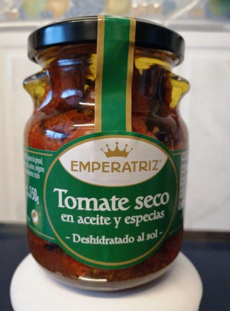 Tomate seco en aceite y especias - Producto - es