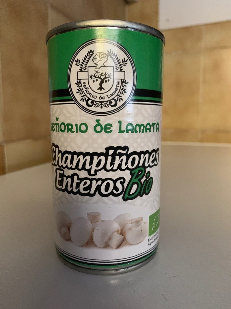 Champiñones enteros - Product