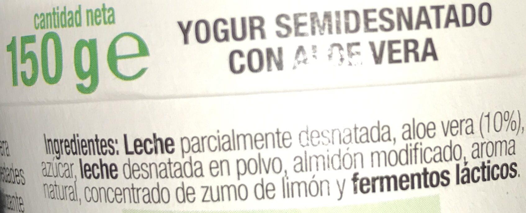 Aloe vera - Ingredients - fr