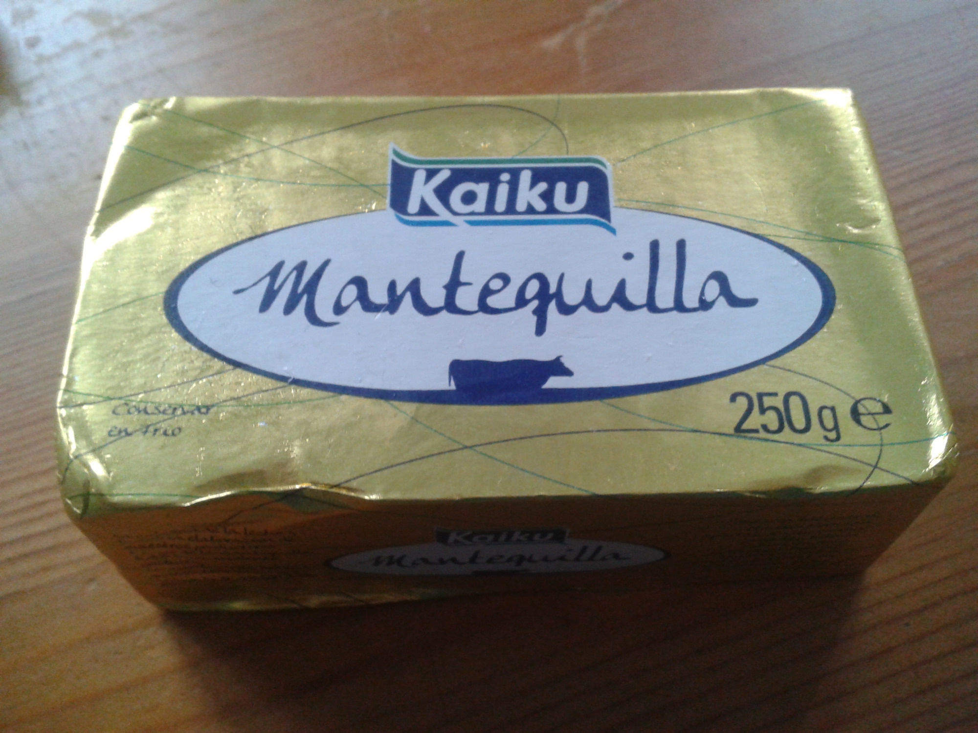 Mantequilla - Product
