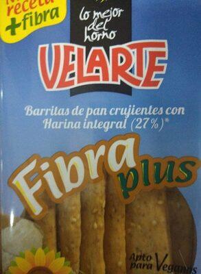 Barritas pan fibra plus - Product - es