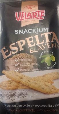 Espelta & avena - Producto