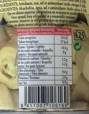 Carne de alcachofas - 5