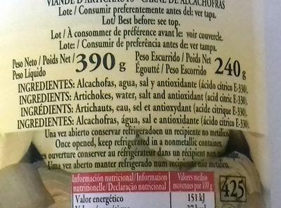 Carne de alcachofas - 6