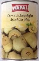 Carne de alcachofas - Produit - es