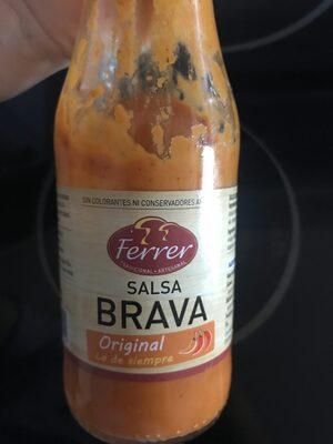 Salsa Brava Ferrer 320G - Producto - es