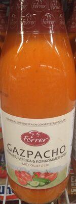 Gaspacho Sans Colorant Ni Conservateur - Product - nl